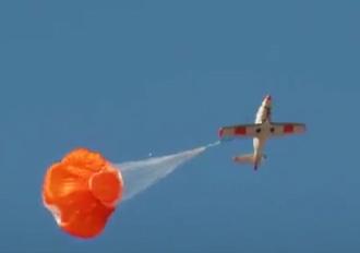 ایدهای جالب برای جلوگیری از سقوط هواپیما + فیلم