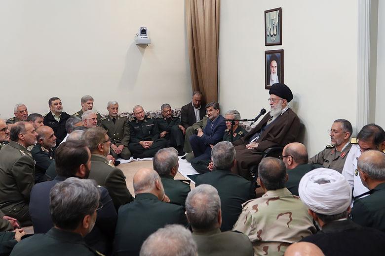 علت تهاجمهای بیسابقه کنونی بر ضد نظام اسلامی، قدرت روز افزون این نظام است/ دشمنان از این قدرت فزاینده بهشدت احساس خطر کردهاند