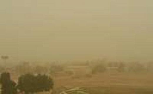 باشگاه خبرنگاران -غبار در برخی از مناطق خوزستان