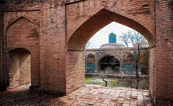 باشگاه خبرنگاران -آشنایی با مسجد و مدرسه سردار در قزوین