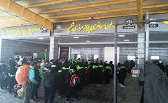 باشگاه خبرنگاران - تردد بیش از 2میلیون نفر زائر  از مرز شلمچه به عتبات عالیات