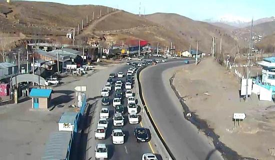 آخرین وضعیت جوی و ترافیکی راههای کشور در دوم فروردین ماه