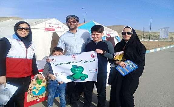 باشگاه خبرنگاران - مراجعه ۱۵ هزار مسافر به پستهای نوروزی هلال احمر آذربایجان غربی
