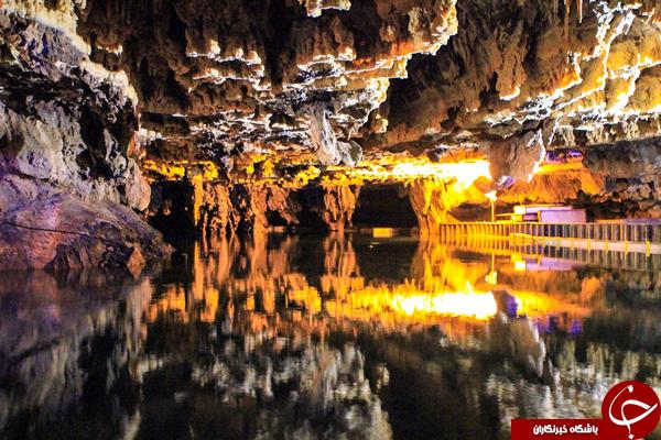 نوروز در همدان؛ از غار علیصدر تا شیر سنگی +تصاویر و شناسه مسیرها