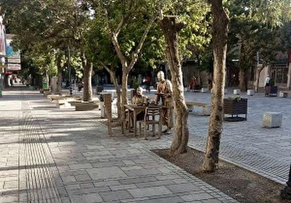 باشگاه خبرنگاران -افزایش ظرفیت گردشگری با ساخت پیاده راه ها