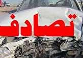 باشگاه خبرنگاران - 2 مجروح در 2 واژگونی خودرو در محورهای خراسان شمالی