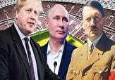 باشگاه خبرنگاران -واکنش پسکوف به سخنان جانسون و تشبیه روسیه به آلمان نازی