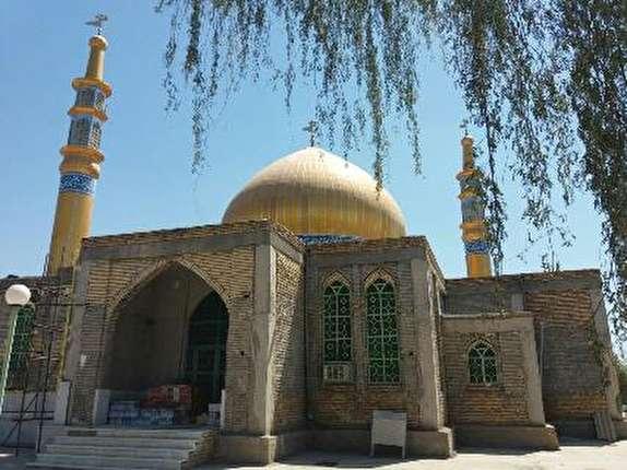 باشگاه خبرنگاران -آستان امامزاده سیدسلیمان (ع) پذیرای زوار ومسافران نوروزی