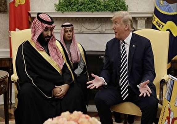 باشگاه خبرنگاران -استقبال شرکتهای اسلحهسازی از بن سلمان در واشنگتن در سایه بیتوجهی ترامپ به جنگ یمن