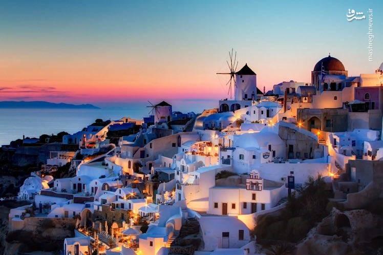 زیباترین روستای اروپا+عکس