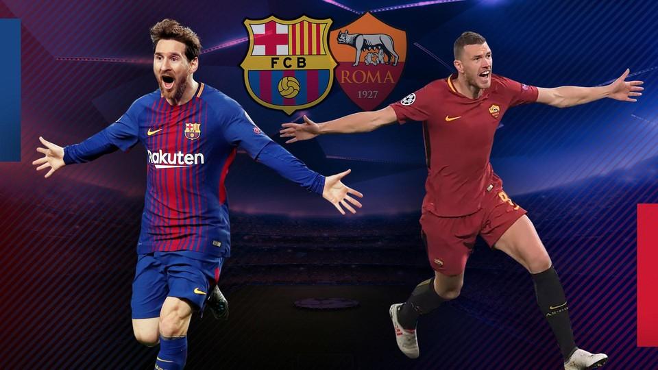 لشگر ترسناک بارسلونا آماده فتح رم/کامبک سیتی یا صعود لیورپول