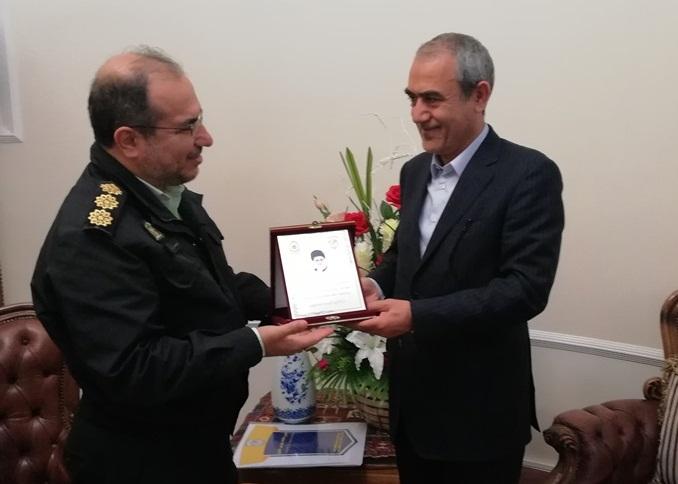 باشگاه خبرنگاران -نقش مهم پلیس فتا در حفاظت از اطلاعات شخصی و سازمانی با ارائه آموزشهای لازم