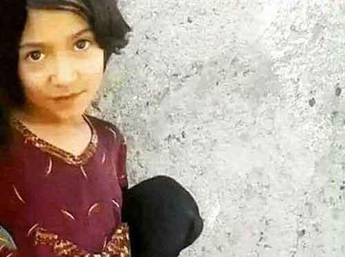 جزئیات قتل ندا علیزاده دختر ٦/٥ ساله تبعه افغانستان اعلام شد