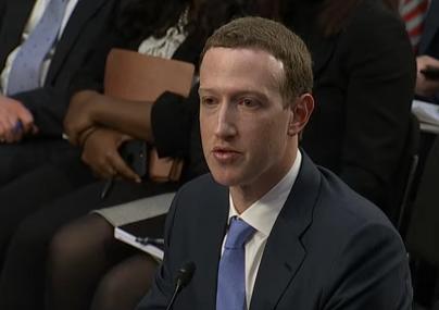 متن اظهارات مدیرعامل فیسبوک در اعتراف پایانی خود +فیلم