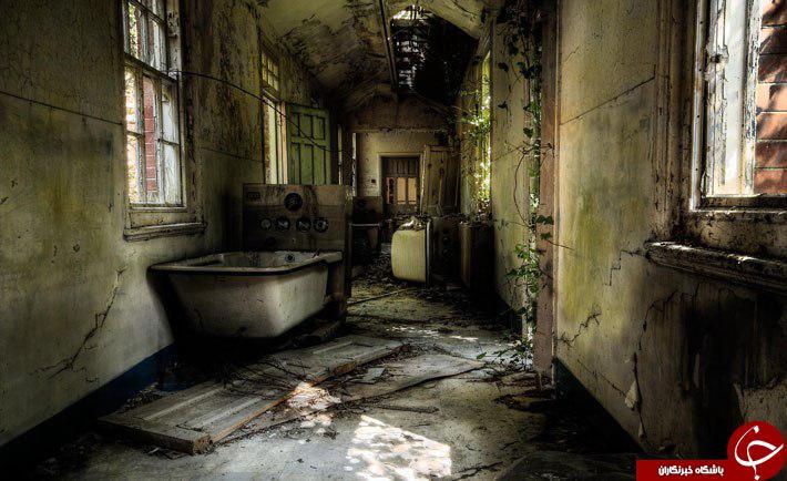ترسناکترین مکانهای دنیا را بشناسید +تصاویر
