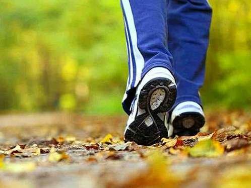 چگونه با پیاده روی لاغر شویم؟