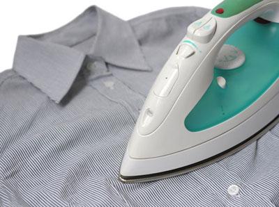 چگونه چروک پیراهنهای پارچهای را از بین ببریم؟