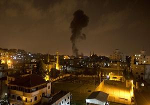 حمله هوایی به پایگاه ابوجهاد/ جزییات منتشر نشده است