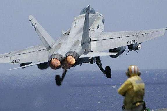 آمریکا چگونه میتواند به سوریه حمله کند؟
