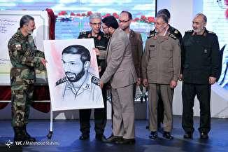 آیین بزرگداشت نوزدهمین سالگرد شهادت امیر سپهبد صیاد شیرازی