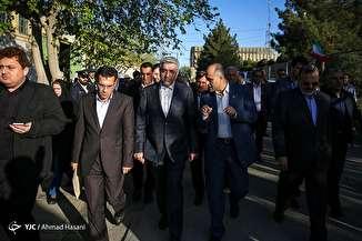 سفر وزیر نیرو به مشهد مقدس