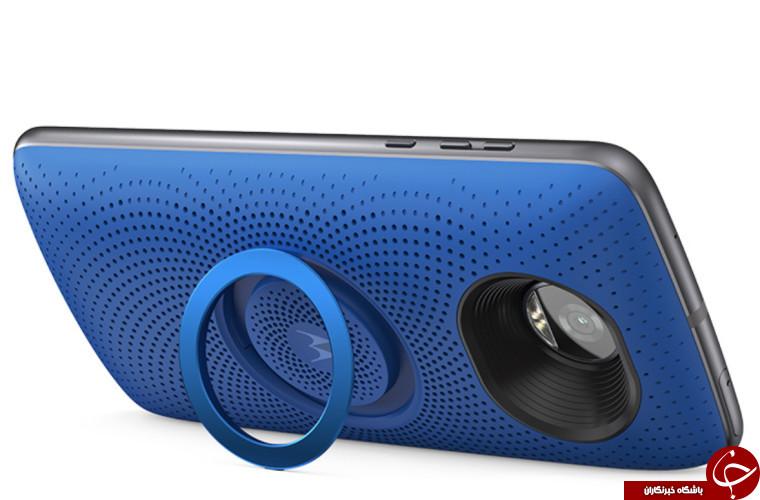 شرکت موتورولا از اسپیکر Moto Stereo رونمایی کرد +تصاویر