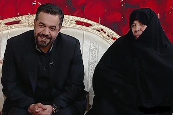 مداحی در خانه ما مورثی بود/ محمود از کودکی به مداحی علاقه داشت/