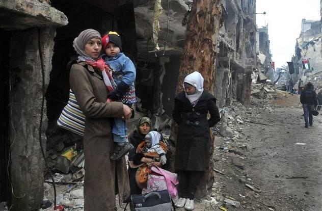 جنگ سوریه؛ لکه ننگ دیگری در کارنامه سیاه یانکیها در منطقه