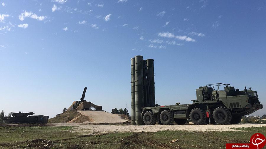 روسیه در حمله احتمالی آمریکا به سوریه از چه قابلیتهایی استفاده خواهد کرد؟ +تصاویر