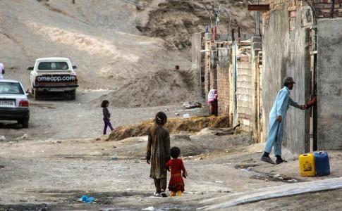 سیستان و بلوچستان رکورد دار حاشیه نشینی در کشور/93 درصد جمعیت چابهار در حاشیه شهر زندگی میکنند