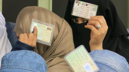 روند ثبت اسم رای دهندگان انتخابات افغانستان امروز شروع می شود