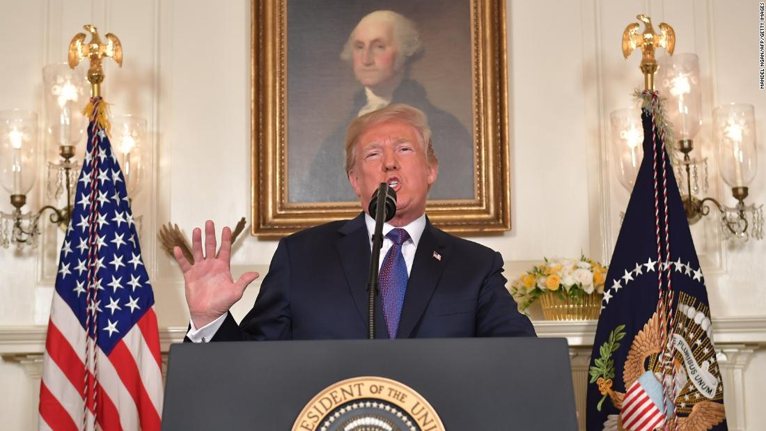 دموکرات های آمریکا: حمله ترامپ به سوریه غیرقانونی است