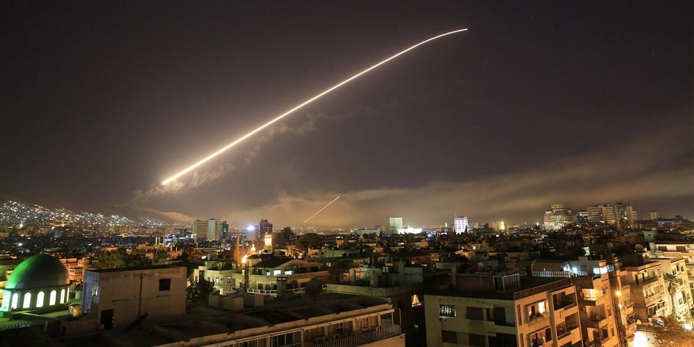 واکنشهای بینالمللی به حملات غیرقانونی آمریکا و همپیمانانش به سوریه