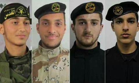 باشگاه خبرنگاران -چهار عضو گردان های قدس فلسطین به شهادت رسیدند