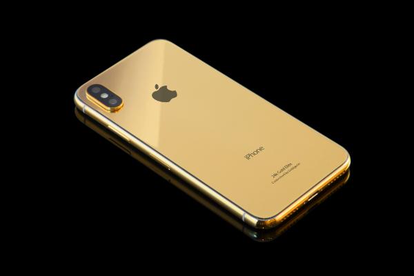 اپل از عرضه آیفون X طلایی منصرف شده!