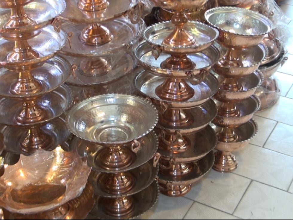 لزوم توجه به صنایع دستی در سال حمایت از کالای ایرانی/زنجان رتبه نخست تولیدات صنایعدستی فلزی در کشور را دارد