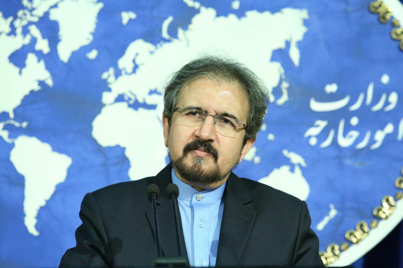 نشست خبری سخنگوی وزارت امور خارجه برگزار شد
