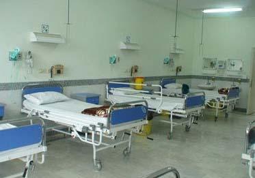 فیلمی از وضعیت اسفناک بهداشت بیمارستان در شهرکرد