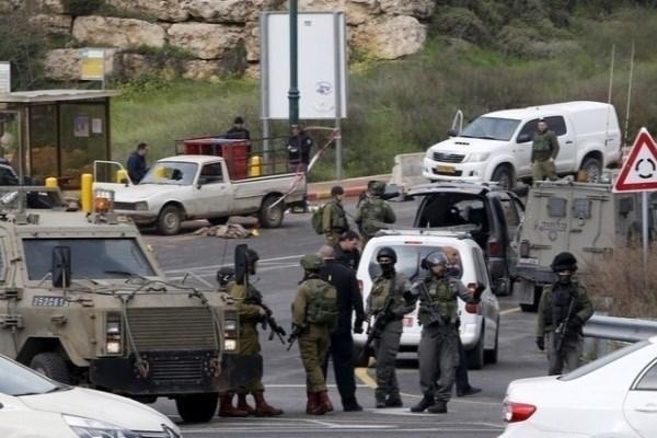 رژیم اشغالگر قدس مرزهای نوار غزه و کرانه باختری را بست