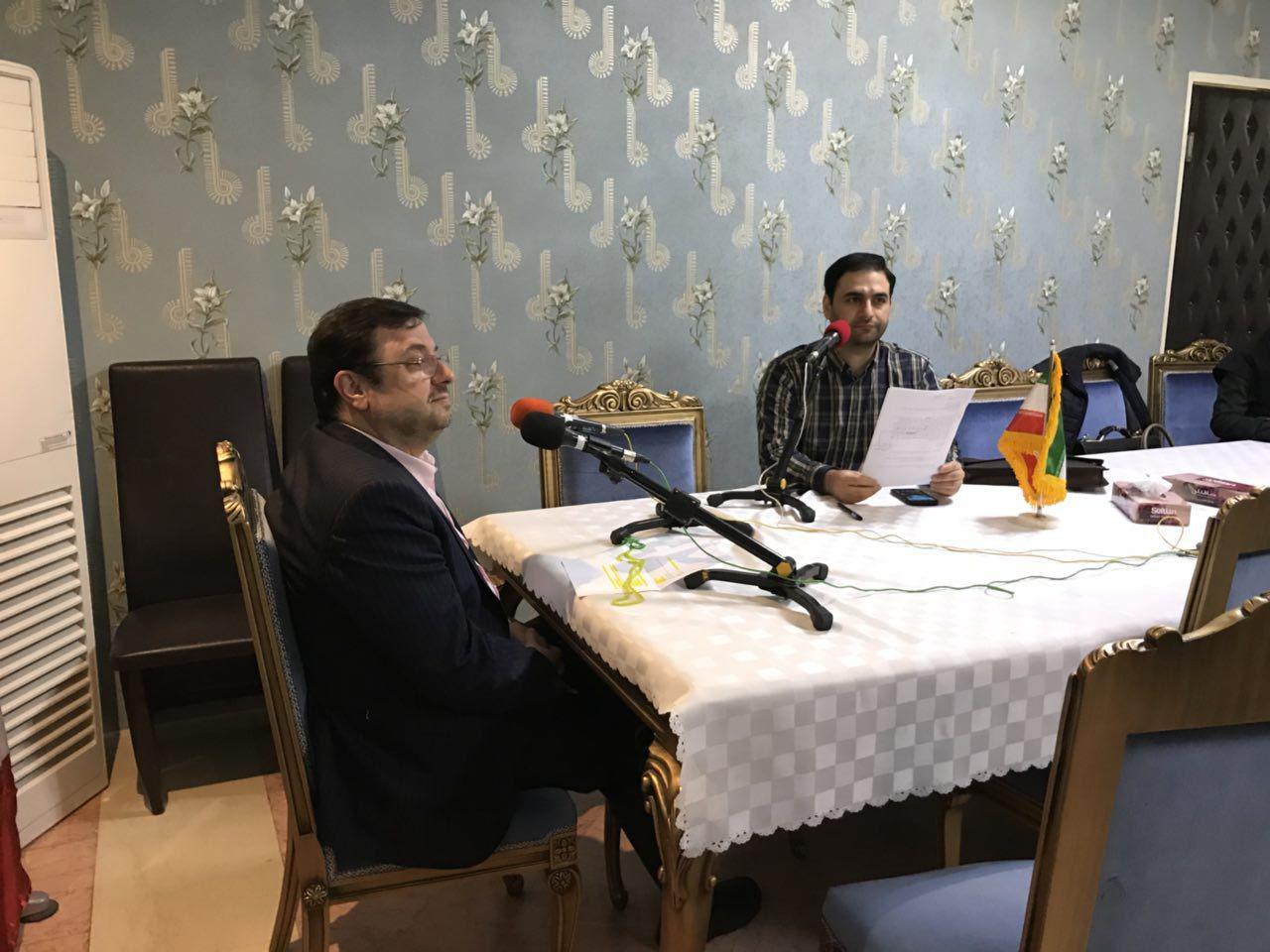 فیروزآبادی: انواع تهمتها به پیامرسان داخلی زده شد/ هر آن ممکن است شرایطی برای انسداد تلگرام پیش بیاید