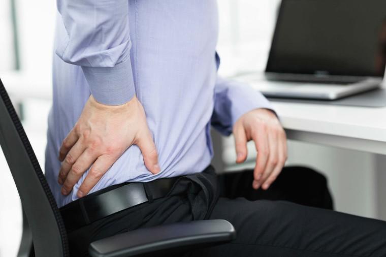 ترفندهایی طلایی برای از بین بردن عوارض نشستن طولانی