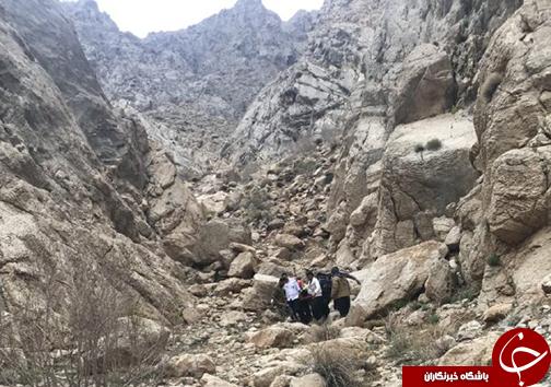 سقوط مرد ۳۲ ساله از ارتفاعات