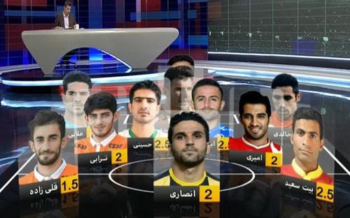 برنامه نود؛ از ماجرای یوزهای پیراهن تیم ملی تا حضور بازیکنان سفارشی در فوتبال ایران +فیلم
