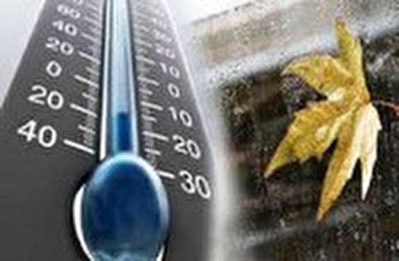 سوز زمستان در بهار زنجان