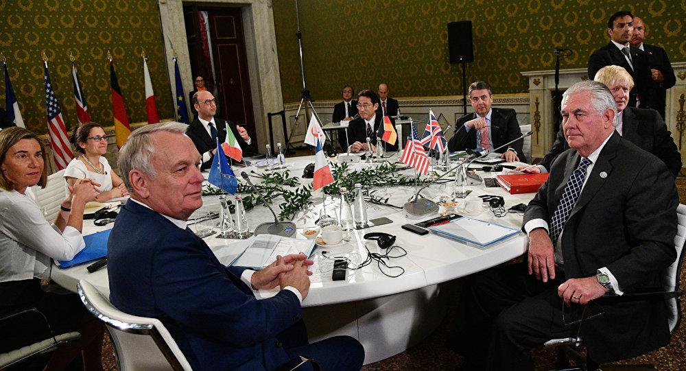 حمایت وزرای خارجه گروه هفت از انگلیس درخصوص ماجرای اسکریپال
