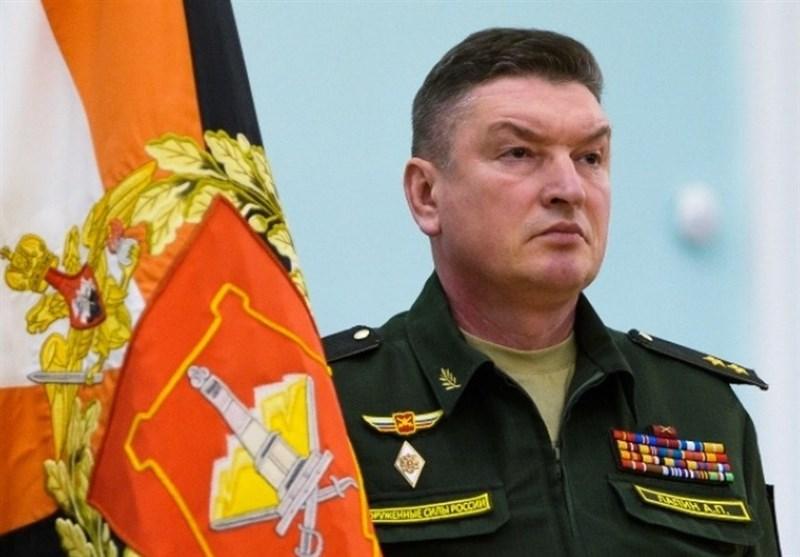 جنرال روس: حدود ۱۰ هزار تروریست به افغانستان منتقل شده است
