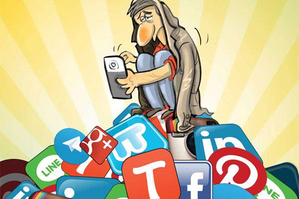 شبکههای اجتماعی و شگردهای ترویج اعتیاد