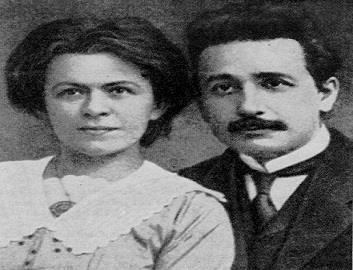 همسران آلبرت انیشتین همسر افراد مشهور میلوا ماریچ لیسرل اینشتین فرزندان انیشتین دانستنی های تاریخی جالب دانستنی های بامزه السا اینشتین آی کیو انیشتین چند بود آلبرت انیشتین آدم های مشهور Albert Einstein wife