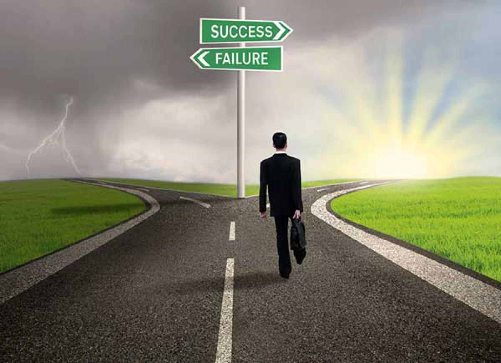 ۱۶ علت اصلی که موجب شکست شما در رسیدن به اهداف می شوند+اینفوگرافیک