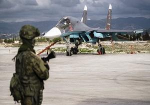 کشف انبار حاوی مواد شیمیایی در شهر دوما توسط نیروهای روسیه